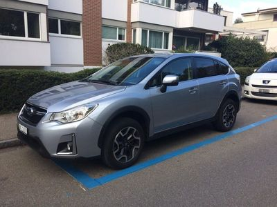gebraucht Subaru XV 2.0i Swiss Two AWD CVT zu verkaufen