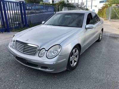 gebraucht Mercedes E220 CDI Elégance
