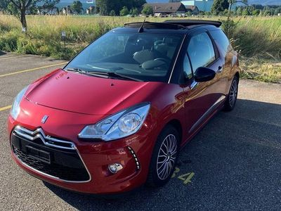 gebraucht DS Automobiles DS3 Cabriolet 1.6 VTi SO Chic