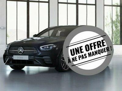 gebraucht Mercedes E200 4Matic AMG Line