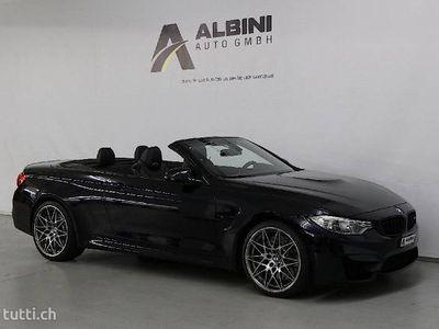 gebraucht BMW M4 Cabriolet DKG M Competition
