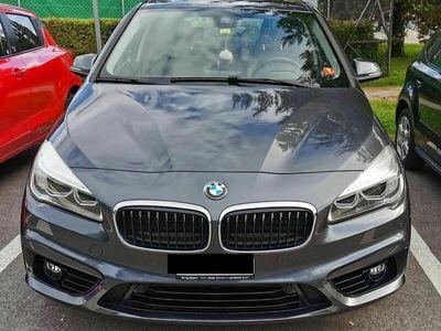 gebraucht BMW 218 Active Tourer  i Sport Line