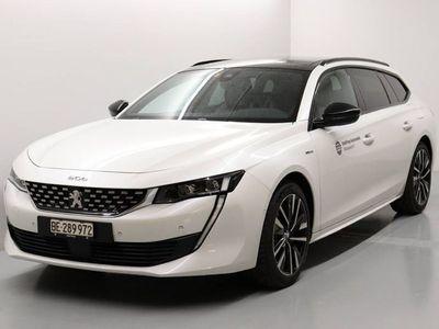 gebraucht Peugeot 508 1.6 Plug-in Hybrid GT