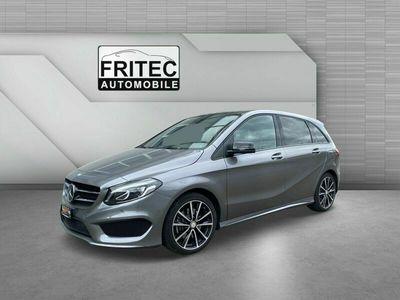 gebraucht Mercedes B220 AMG Line 4Matic 7G-DCT