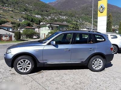 gebraucht BMW X3 3.0 I ANNO 2004 ULTIMO COLLAUDO 2016