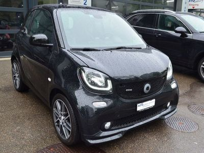 gebraucht Smart ForTwo Coupé Brabus twinmatic