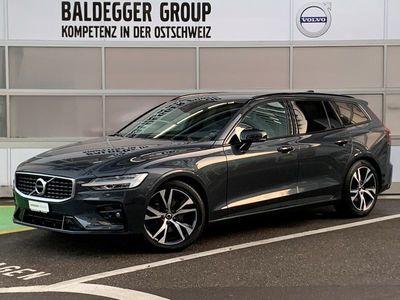 gebraucht Volvo V60 D4 AWD R-Design Geartronic