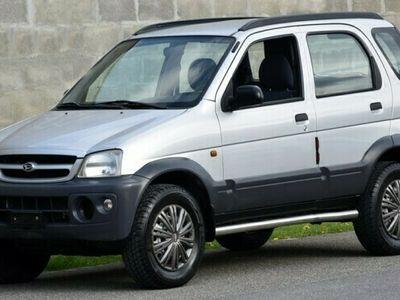 gebraucht Daihatsu Terios 1.3 16V 4x4 Trail