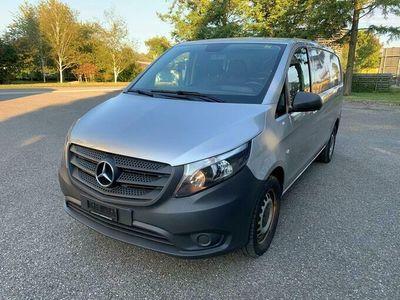 gebraucht Mercedes Vito 119 BlueTEC L 4Matic 7G-Tronic Euro 6