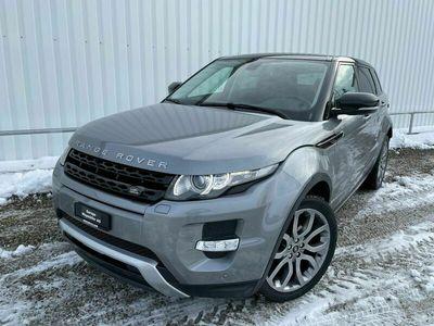gebraucht Land Rover Range Rover evoque 2.2 SD4 Dynamic AT6