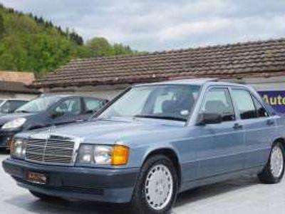 gebraucht Mercedes 190 Benzin