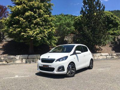 gebraucht Peugeot 108 1.2 PureTech GT Line