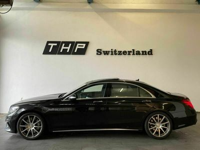 gebraucht Mercedes S63 AMG S-KlasseAMG L 4Matic Lounge