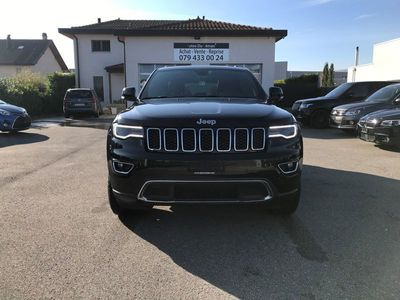gebraucht Jeep Grand Cherokee 3.0 CRD Overland Automatic