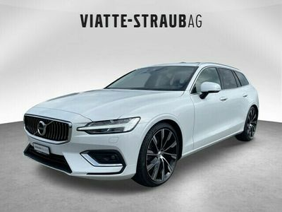 gebraucht Volvo V60 2.0 T6 Inscription AWD