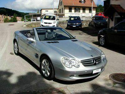 gebraucht Mercedes SL500 ,