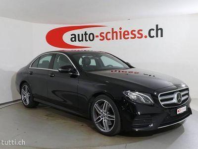 gebraucht Mercedes E220 AMG Line