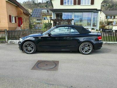 gebraucht BMW 120 Cabriolet 1er i E88