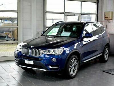 gebraucht BMW X3 xDrive 20i xLine Steptronic / BENZINER 4X4 / TRAUM FA
