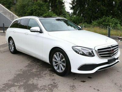 gebraucht Mercedes E250 E-KlasseExclusive 9G-Tronic