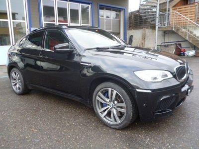 gebraucht BMW X6 M Top Zustand