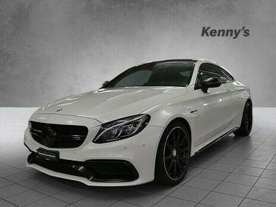gebraucht Mercedes C63S AMG C-KlasseAMG Coupé