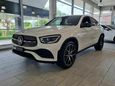 gebraucht Mercedes 300  GLC Coupéd AMG Line 4Matic 9G-Tronic