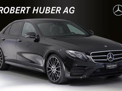 gebraucht Mercedes E400 4Matic AMG Line 9G-Tronic