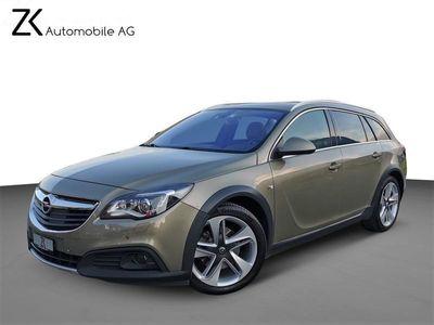 gebraucht Opel Insignia ST 2.0 CDTI Sport Line OPC 4WD Aut.