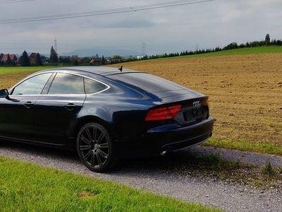 gebraucht Audi A7 Sportback 3.0 TFSI quattro S-tronic