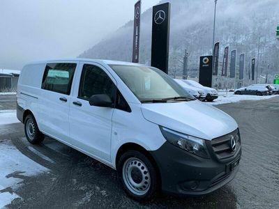 gebraucht Mercedes Vito 119 CDI Lang 9G-Tronic 4M Pro