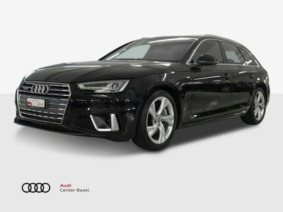 gebraucht Audi A4 Avant 45 TFSI S-tronic quattro