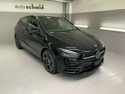 gebraucht Mercedes B200 4Matic AMG Line