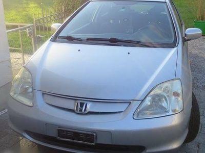 gebraucht Honda Civic 1.6i LS, 2001, 107'000 km, fährt