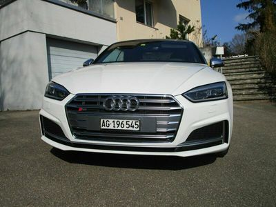 gebraucht Audi S5 Cabriolet 3.0 TFSI quattro tiptronic