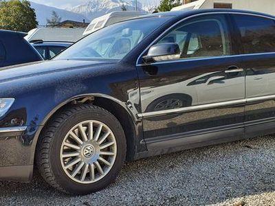 gebraucht VW Phaeton L 3.0 TDi V6 4Motion Tiptronic