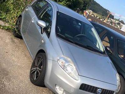 gebraucht Fiat Punto 1,4