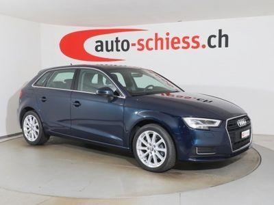 gebraucht Audi A3 Sportback 1.5 TFSI S-tronic Design