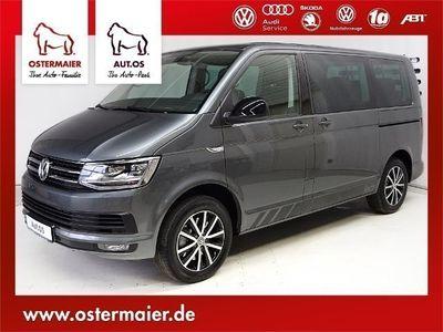 gebraucht VW Multivan T6EDITION 30 2.0TDI 204PS 7SITZE AHK L