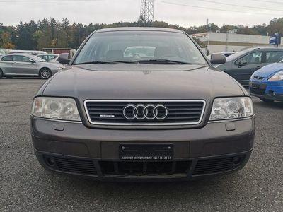 gebraucht Audi A6 2.4 quattro Advance