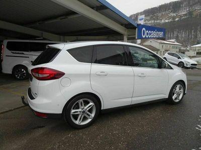 gebraucht Ford C-MAX 1.5 SCTi 150 PS Titanium X