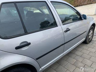gebraucht VW Golf 1.6 Grau-met.