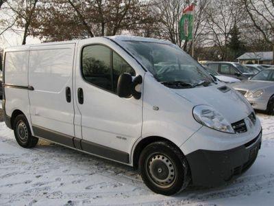 gebraucht Renault Trafic 2 0 dCi FAP 115 L1H1 Komfort