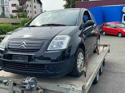 gebraucht Citroën C2 1.1i SX