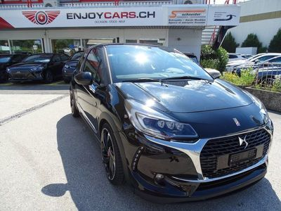 gebraucht DS Automobiles DS3 1.6 THP Performance