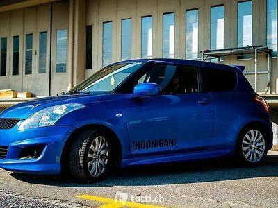 gebraucht Suzuki Swift 1.2 ab MFK TOP Angebot