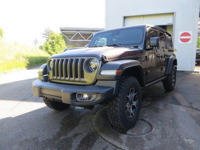 gebraucht Jeep Wrangler 2.0 Unlimited Rubicon Automatic