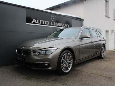 gebraucht BMW 330 i xDrive Touring Luxury Line Steptronic