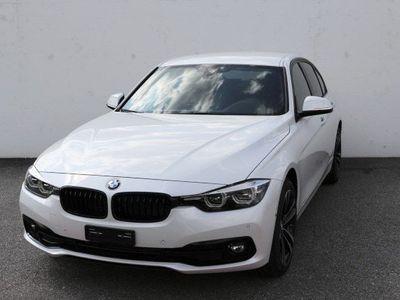 gebraucht BMW 320 d xDrive Ed.Sport Line