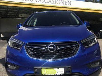 gebraucht Opel Mokka X 1.4T ecoTEC Excellence S S